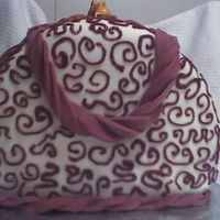 My First Attempt At A Purse Cake