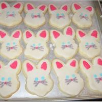 Bunny Cookies Just some bunny sugar cookies for Easter!