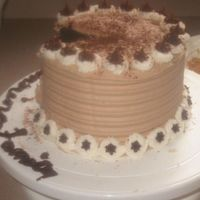 Img_2251.jpg Wilton's Touch of Chocolate, Chocolate cake with Buttecream filling and mocha frosting