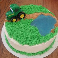 John Deere   bc grass, cookie crumb road and poured sugar lake. thanks for looking