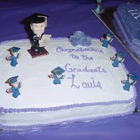 Dsc00566.jpg Made this for my son's high school graduation. A yellow cake with chocolate mousse filling and whipcream frosting .