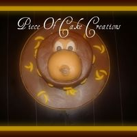 Let's Go Bananas! Here is a monkey cake that I made for a friend. Inspiration from a cake found on Cake Central so thank you so much! I add bananas too it...
