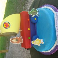 Wonder Pets Fly Boat