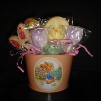 Easter Cookie Boquet