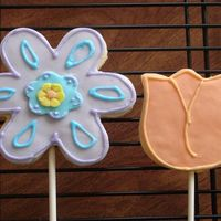 Spring Flowers   NFSC with RB icing