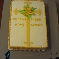 Father Patrick's Cake