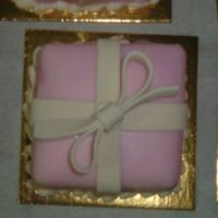 Pink Tiffany Box The directions I got for these were very specific. The bow HAD to be like a tiffany box bow. No problem, we only had to make a few hundred...