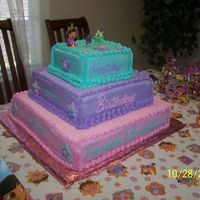 1St Tier Cake This is my first tier cake and actually the first cake I make for an event.
