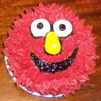 Elmo  Two years ago I made an Elmo cake for another grandson on his 2nd b'day. Here is another one for his little brother's 2nd b'...