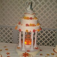 Kitchens_Cox_Bridal_Closeup.jpg This is a closeup photo of the wedding cake.