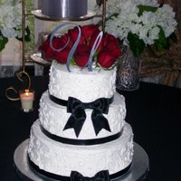 White And Black Wedding