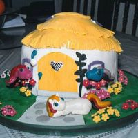 Birthday Cake - House