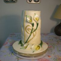 Lily Cake  I was trying to be accommodating and agreed to have the cake ready the day before the date originally agreed. That was a big mistake! I...