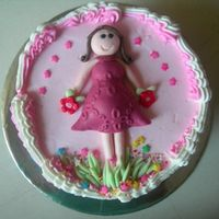 Mom's To Be Cake