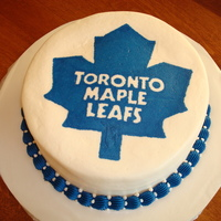 Toronto Maple Leafs FBCT for my nephew.