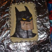 Batman fbct for one of my sons friends at school