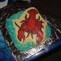 My Little Lobstah im doing this for the rockland lobster fest in maine. that they always have up here during the summer..