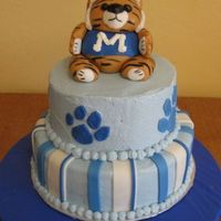 Memphis State Baby Shower