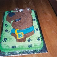 Scooby Doo This was a fun cake to do.I had a little boy that just had to have Scooby Doo.