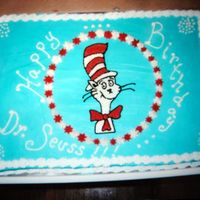 "Cat In The Hat Created for a middle school celebrating the annual ""Read Across America"" event which takes place on Dr. Seuss's birthday..."