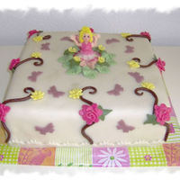 Fairy Princess Cake