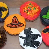Halloween Cupcakes 2 (Another View)
