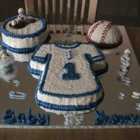 Baseball Baby Shower Baseball baby shower