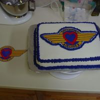 Southwest Logo 2 This is a picture showing the cake and the logo I used for the FBCT.