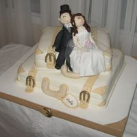 Luggage Wedding Cake