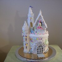 Fairy Tale Castle Another project done in a class taken with Debbie Brown. She is awesome!