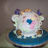 Cinderella's Coach Recently took a class from Debbie Brown and this is one of the projects we made. I had so much fun in her class. She is awesome and thanks...