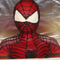 Spiderman decorated with bc.fun cake to make!