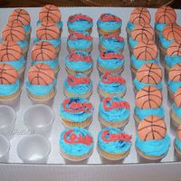 Basketball Party These were made for a little league BB team my son coaches. Like most of my stuff, free. I wanted a more dense cc, so these were vanilla...