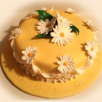 Yellow Hat Cake.