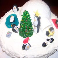 Penguin Christmas
