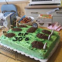 Scott_Graveyard.jpg My friend's 40th bday cake :) Another fun one, nothing to marvel at