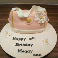 Purse Cake this was very fun to make. I love it x