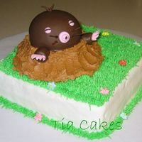 Happy Mole Day Cake I made this cake to celebrate National Mole Day which is celebrated Oct. 23rd each year to commerate Avogadro's Number (6.02 x 10^23...