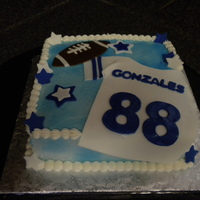 Little Cowboys Cake
