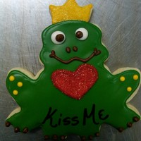 Frog Prince For Valentines Day ri and nfsc