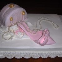 Pretty In Pink Pocketbook is cake also.