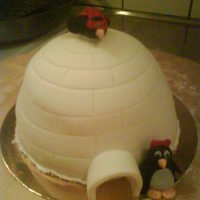Little Igloo Cake