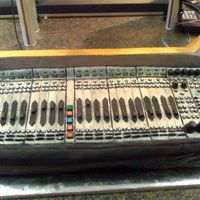 Audio Mixing Console This is a cake I did for the opening of a new studio in Nashville. It is chocolate and white cake with vanilla and cookies and cream...