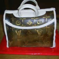 Louis Vuitton Purse This was for a 21st birthday party. The boyfriend of the birthday girl actually got in trouble because her parents thought he had bought...