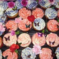 Mothers Day Cupcakes Just something little for my moms job so they had something to snack on that day. Hope you like.. thanks for looking