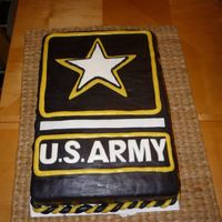 Go Army! My son is leaving for boot camp on July 27. We are having a going away party tomorrow July 11.