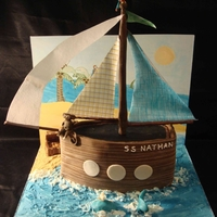 Ahoy Mate Baby Shower