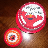 Elmo Baby's 1St Birtday
