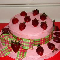 Dsc00052.jpg For my daughter's 3rd B-Day she wanted strawberry shortcake, instead of the typical cake pan design I decided to create the hat. I...