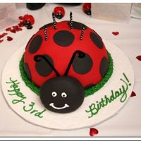 Ladybug Birthday I have been lurking for quite some time on here and have finally decided to post some of my work. I made this last year for my daughter&#...